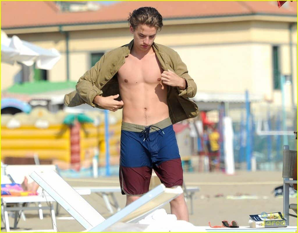 dylan sprouse und cole sprouse nackt fakes