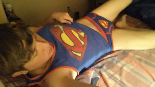 Superman Hottie image