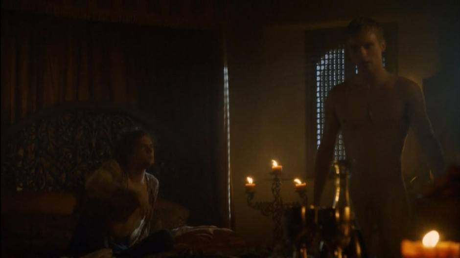 Will Tudor Naked In Game Of Thrones image
