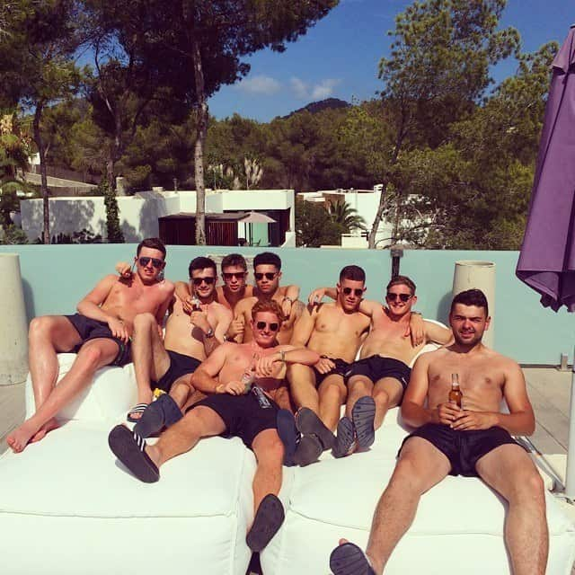Ross Barkley Shirtless image