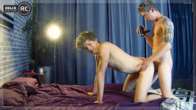 Real Cam: Lukas Grande and Jack Rayder image