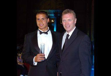 Everton End of Season Awards at St. Georges Hall, last night. E