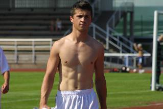Shane Long, Bum - Shane Long Including Shirtless