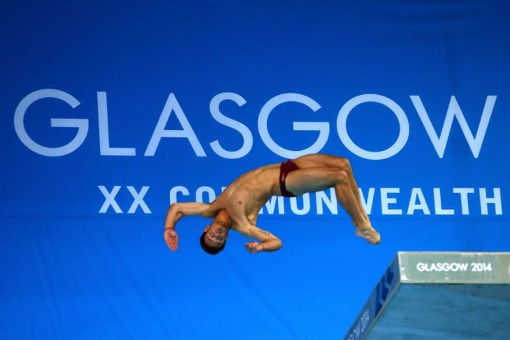 Tom Daley Commonwealth Games Mix