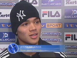 Jermaine Jenas - Jermaine Jenas Shirtless