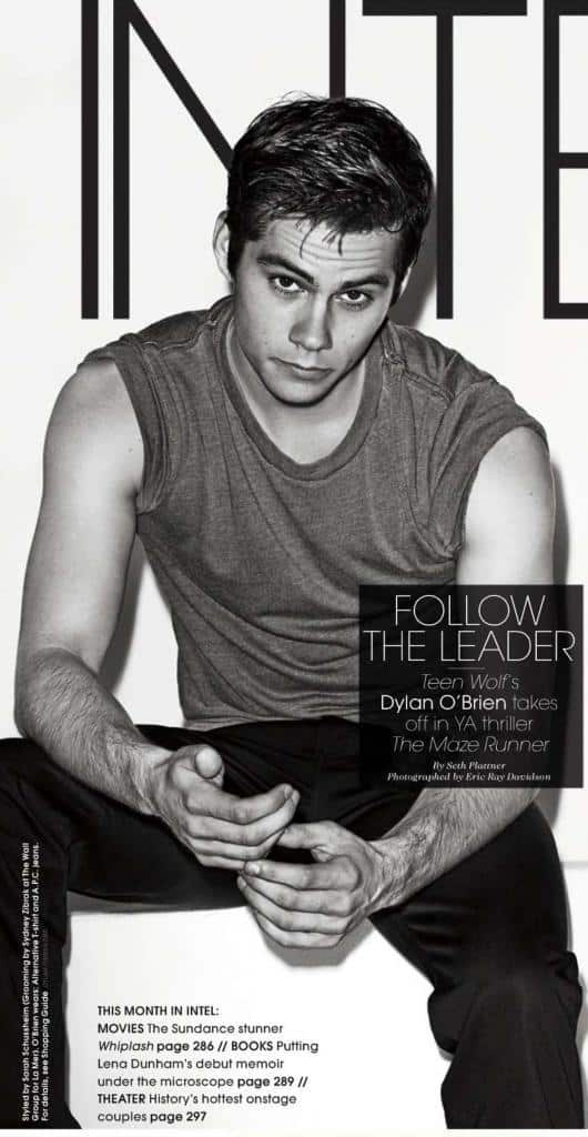 Dylan O'Brien Photoshoots