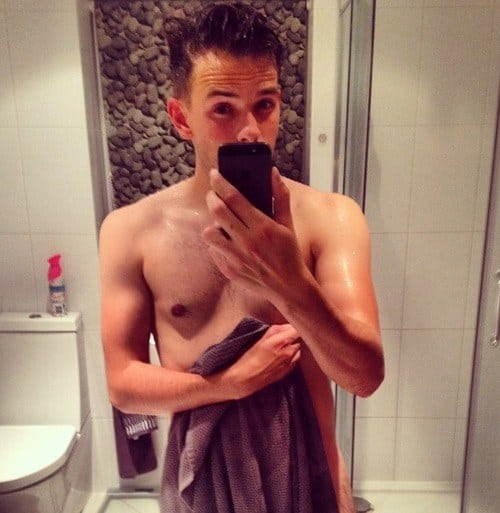 Stereo Kicks Tom Mann Including Shirtless image
