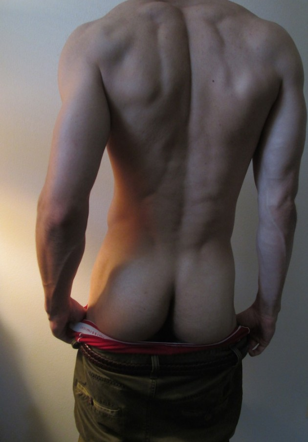 Cute Hung Lad With Bubble Butt