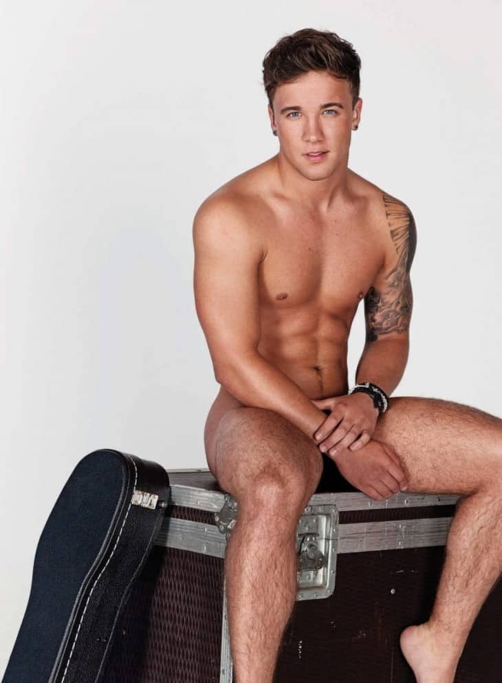 Sam Callahan Naked Photoshoot