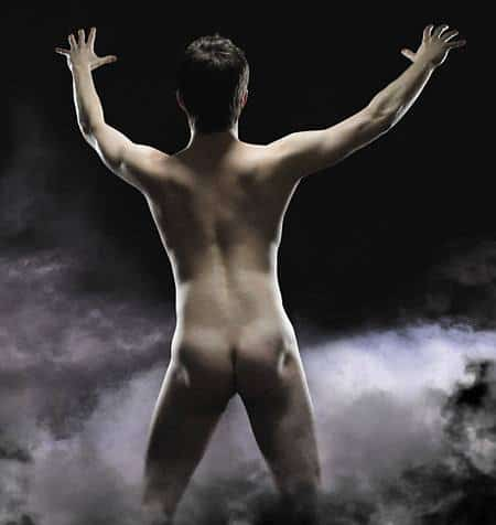 Dan Radcliffe Equus Naked Photoshoot image