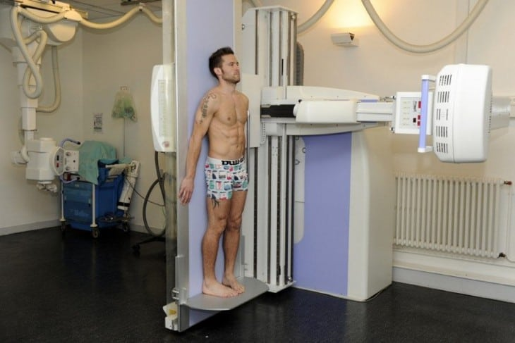Yohan Cabaye Shirtless image