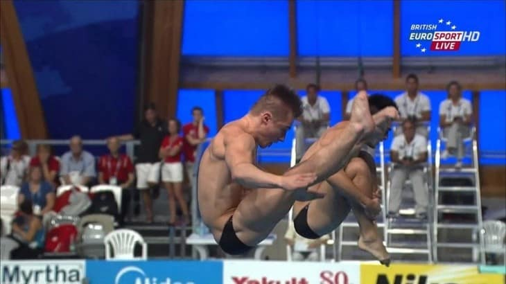Jack Laugher & Chris Mears Diving