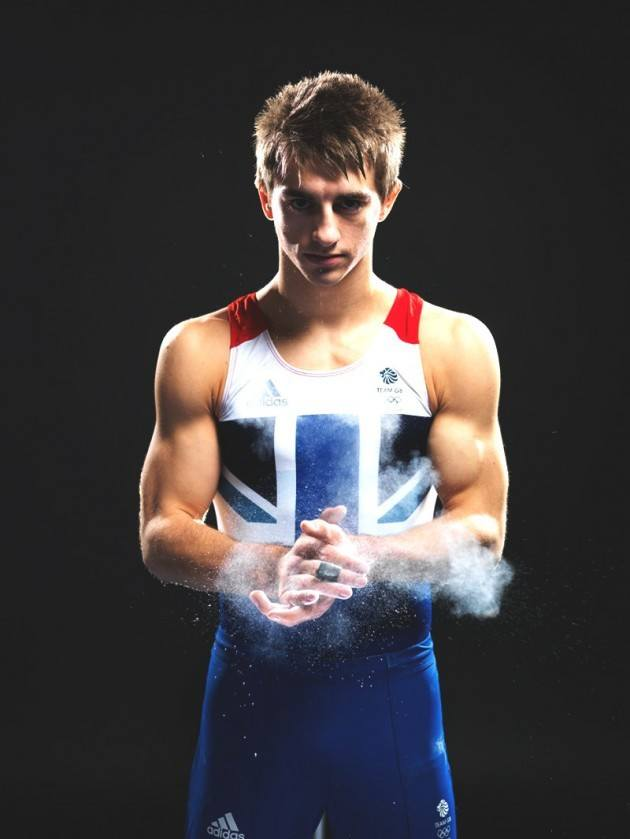 British Gymnasts image