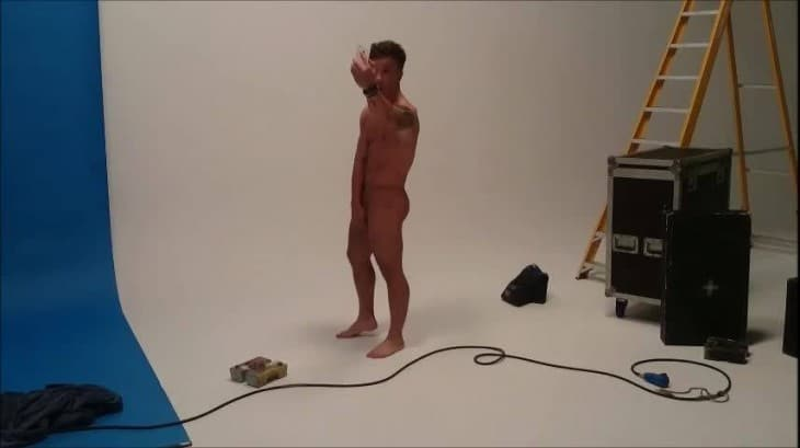 Sam Callahan Shirtless & Naked image