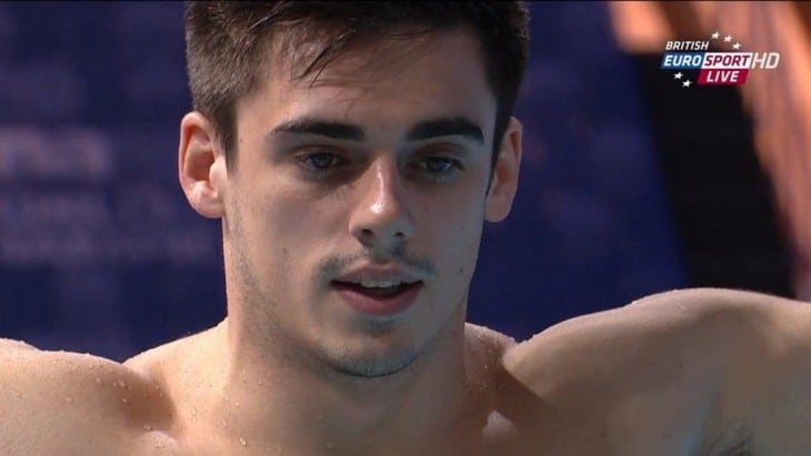 Jack Laugher & Chris Mears Diving image