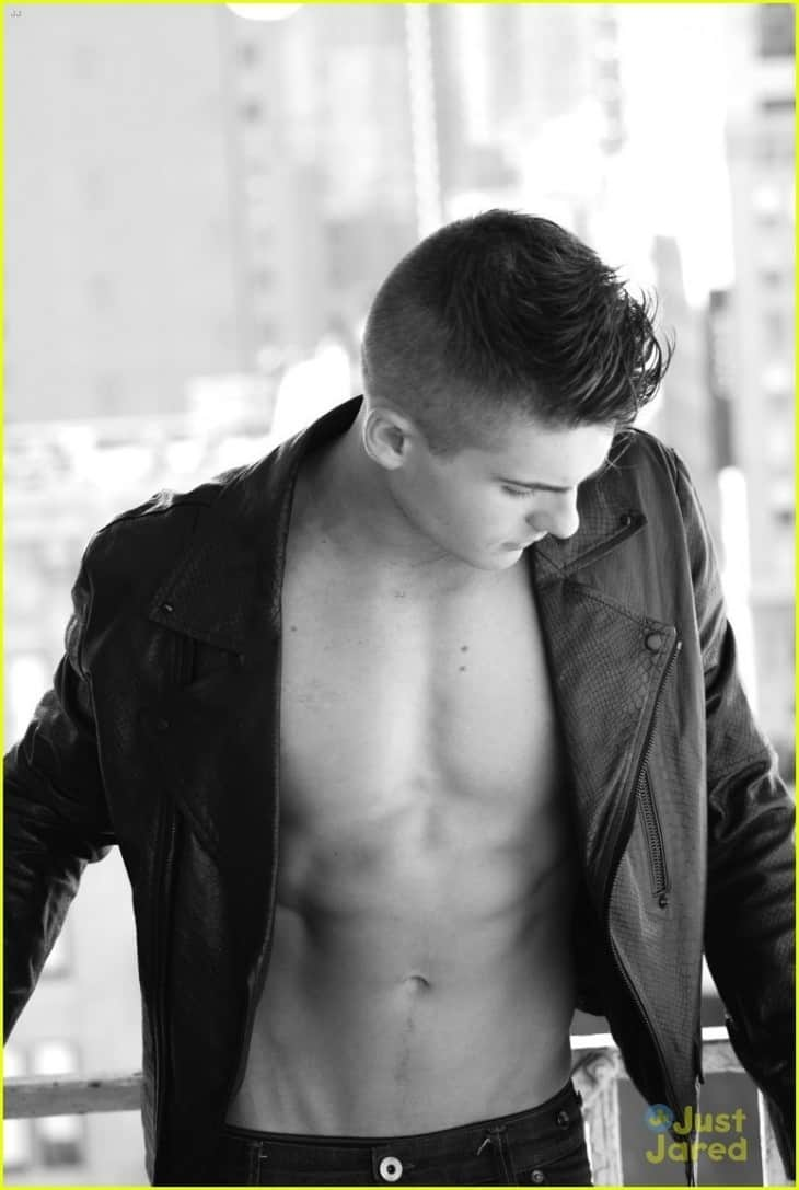 Cody Christian Shirtless Mix image