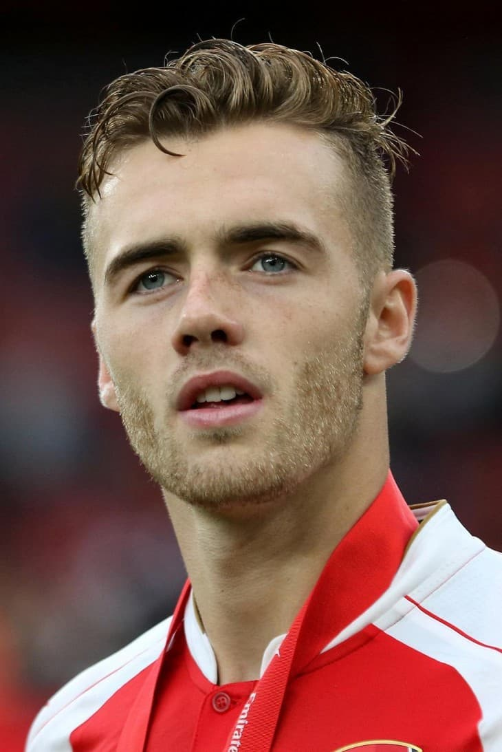 Calum Chambers Including Shirtless image