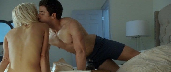 Nick Jonas Shirtless and Naked In Careful What You Wish For image