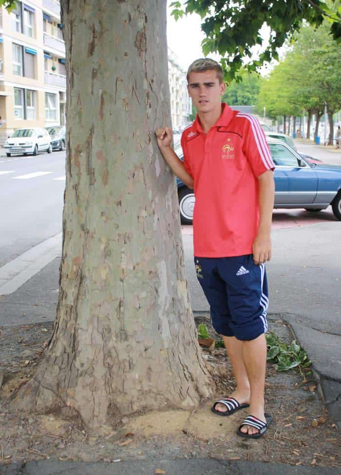 Antoine Griezmann Including Shirtless image