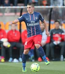 Marco Verratti Shirtless image