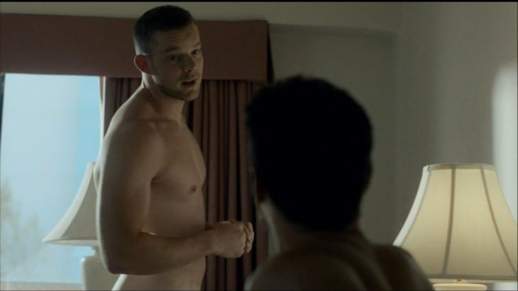 jonathan groff russell tovey nude gay looking