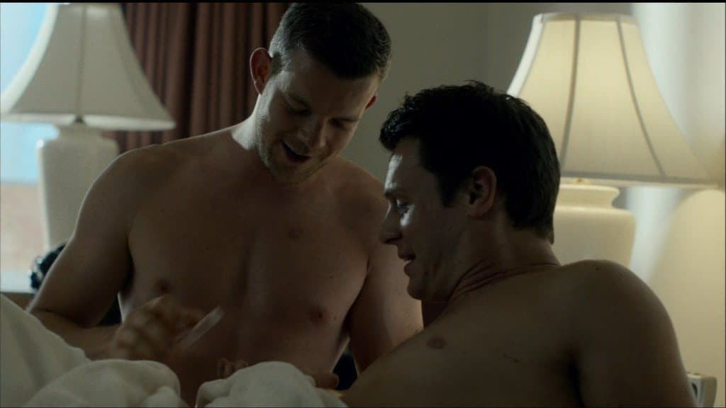 More than Russell tovey nude naked apologise, but