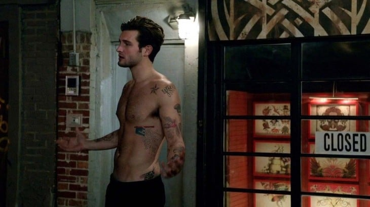Nico Tortorella Shirtless In Younger image