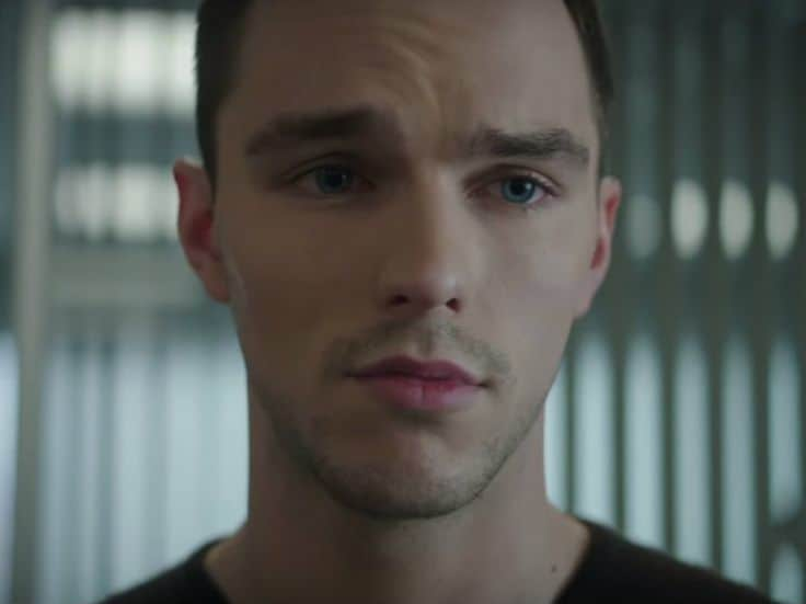 Nicholas Hoult Shirtless image