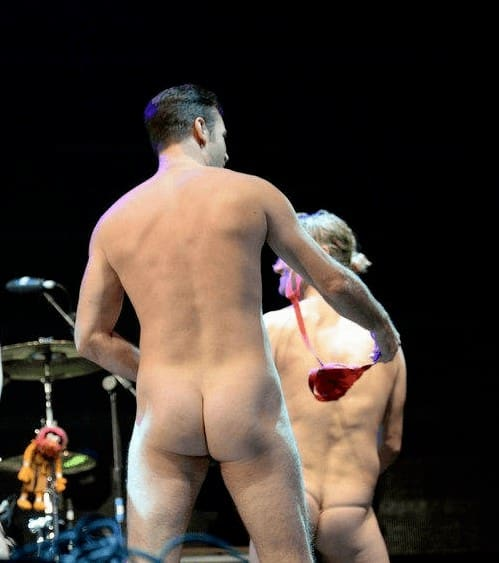 Gary Lucy naked full monty 1