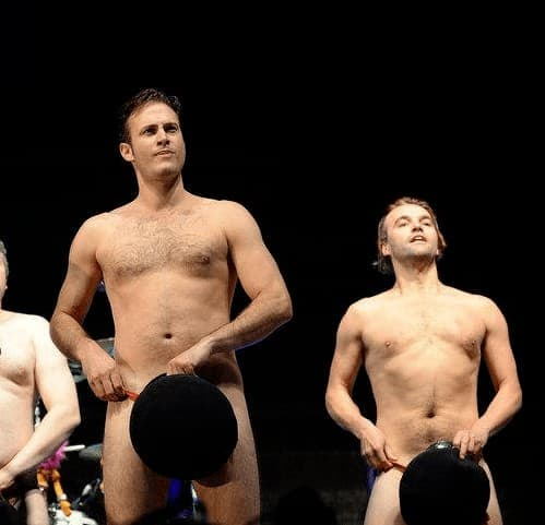 Gary Lucy naked full monty 2