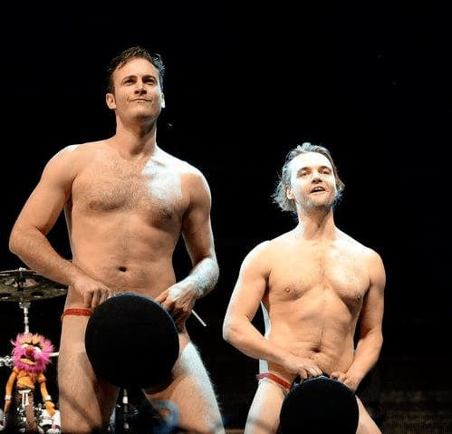 Gary Lucy naked full monty 5