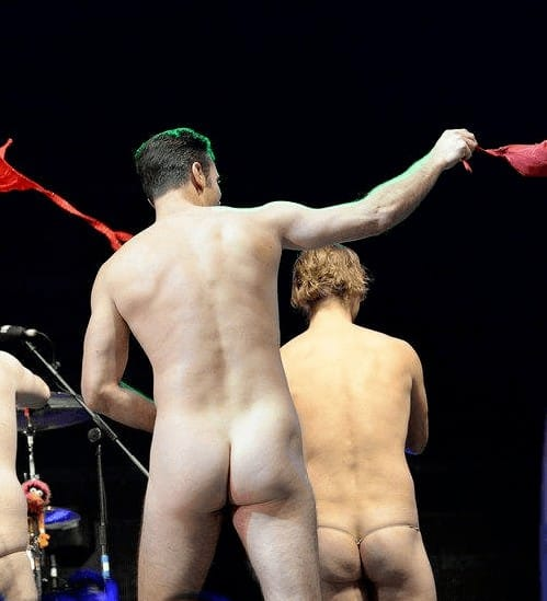 Gary Lucy naked full monty 6