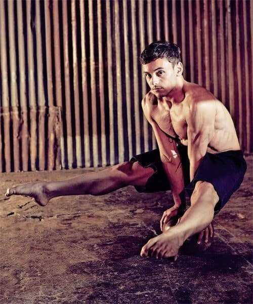 Sexy Tom Daley Calendar Outtakes image