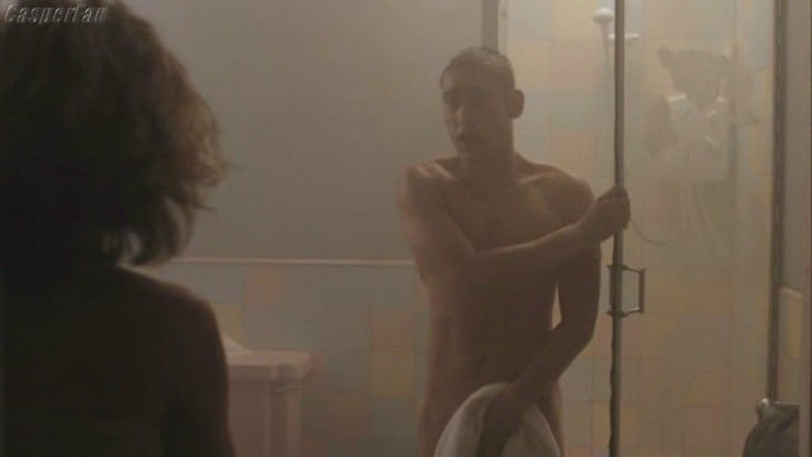 Michael Socha Bum Naked Being Human