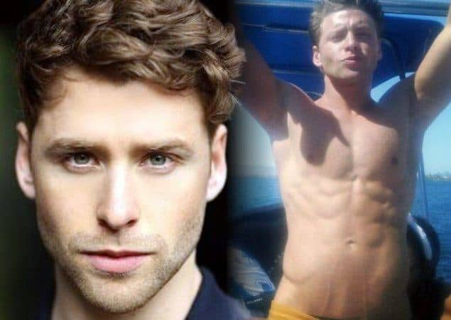 Recent Mitch Hewer Shirtless image
