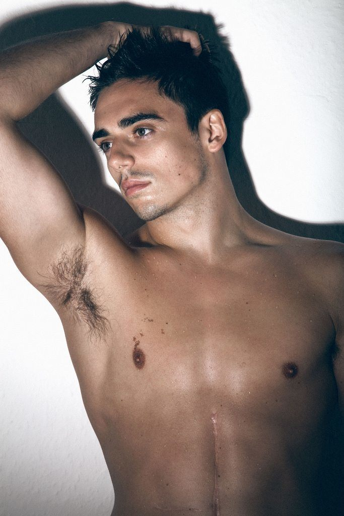 Chris Mears 2016 Calendar   Shirtless Pics image