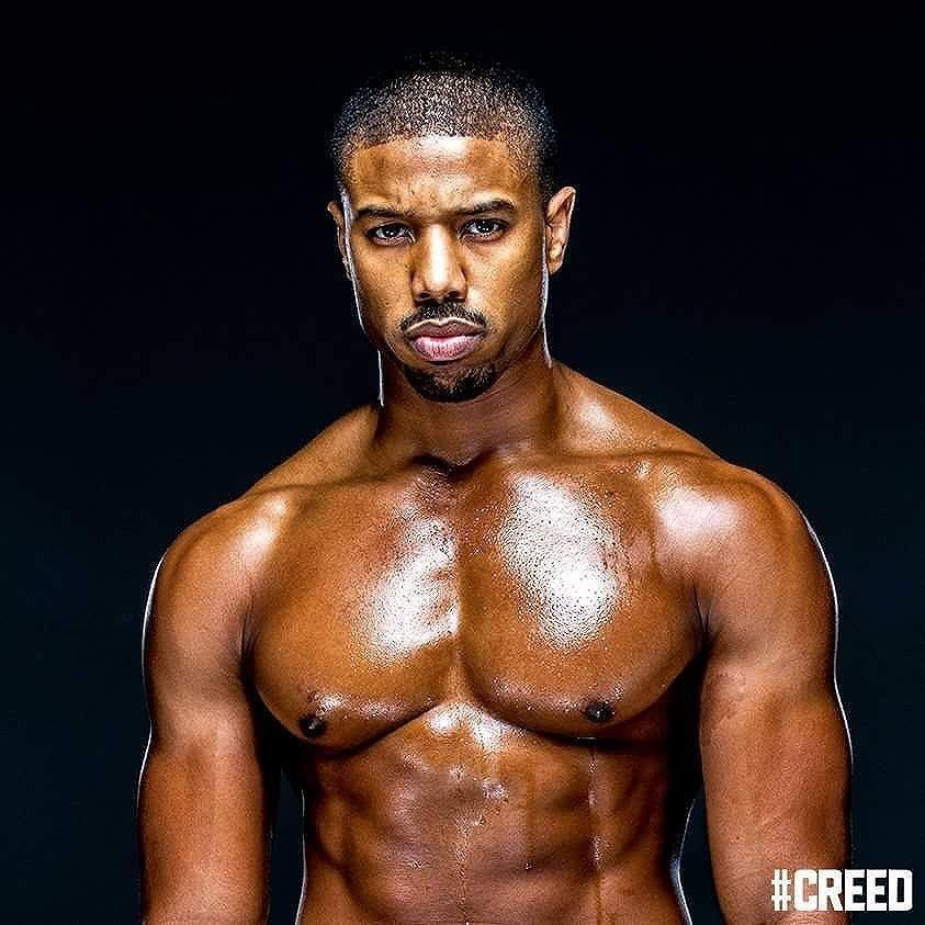 Michael B. Jordan Shirtless image
