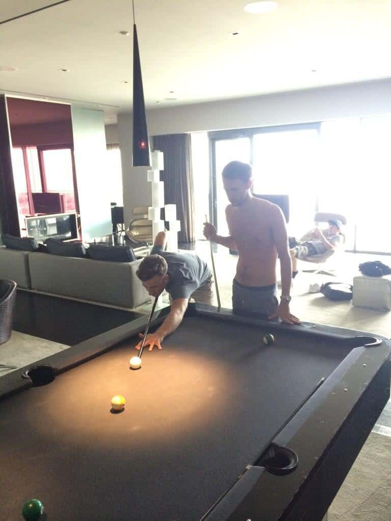 Judd Trump Shirtless 2016 image