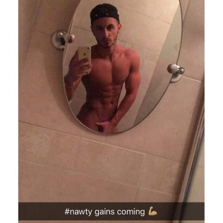 Connor Hunter Ex On The Beach & Fitness Model