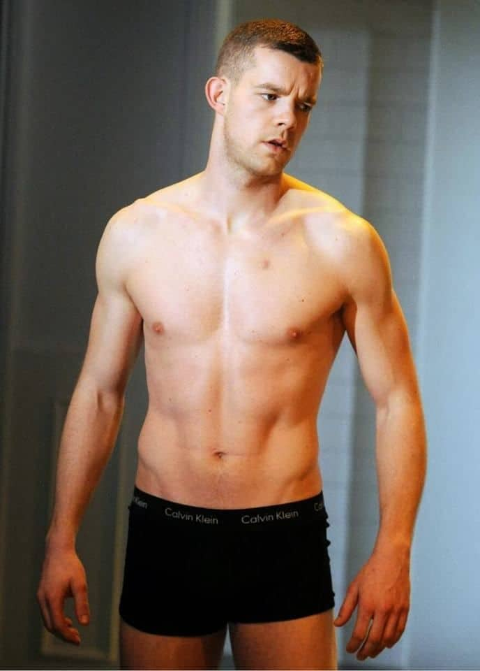 Russell Tovey Shirtless Mix image
