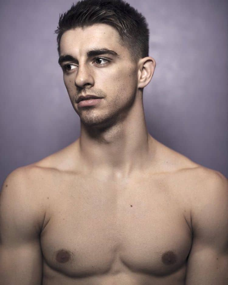 British Gymnast Max Whitlock Shirtless image