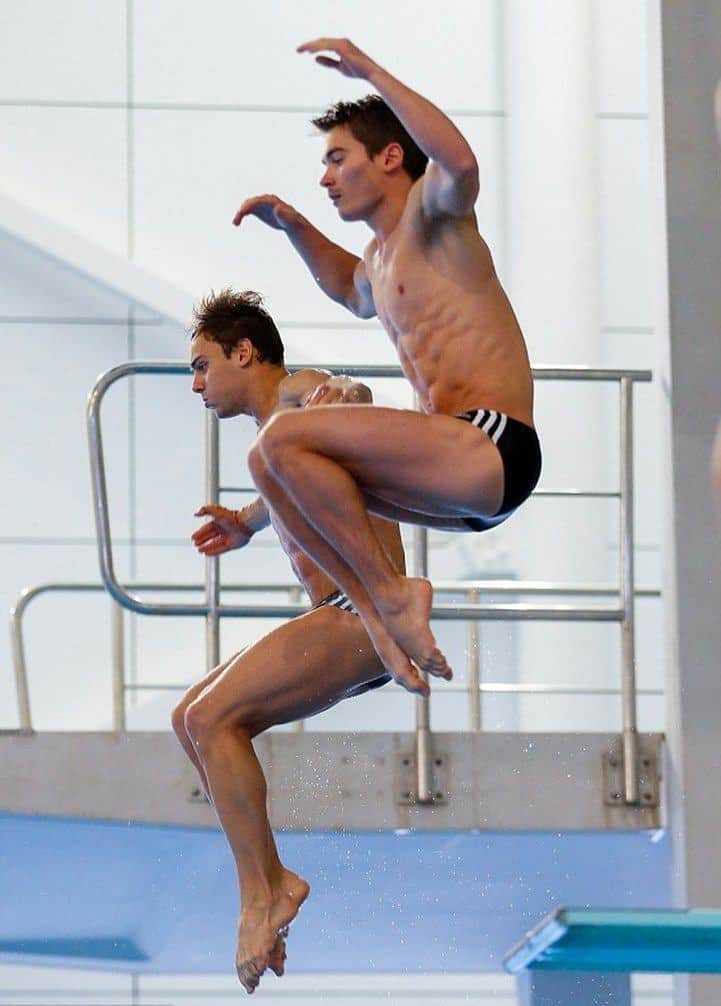 Tom Daley & Dan Goodfellow