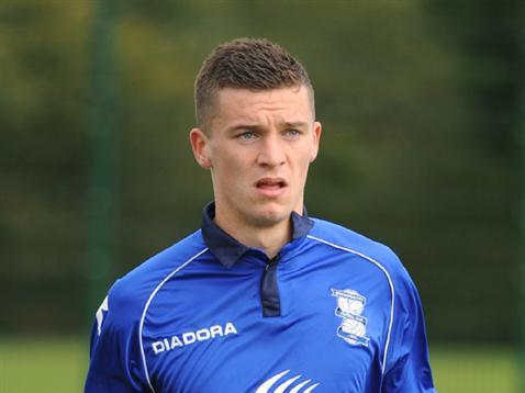 Callum Reilly   Birmingham City Footballer image