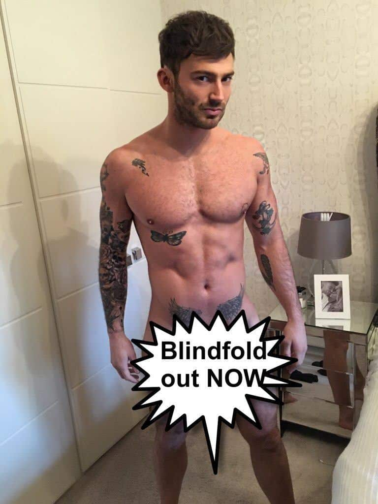 Jake Quickenden Naked Body