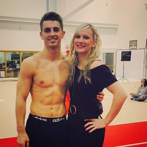 Max Whitlock Looking Damn Fit