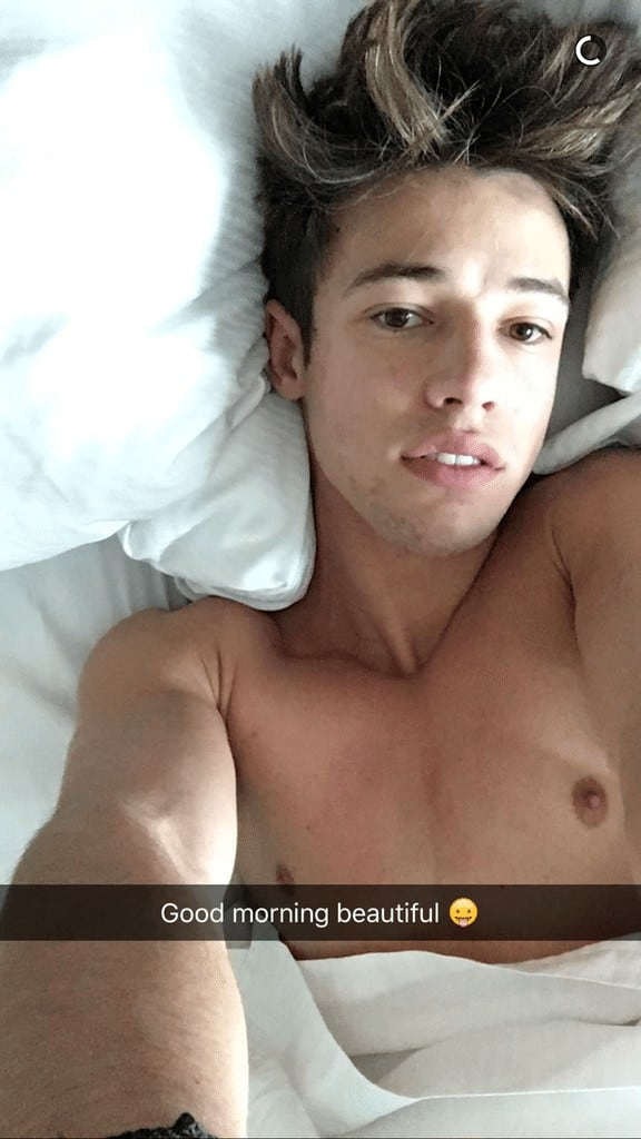 Instagram Teen Cameron Dallas Shirtless Mix