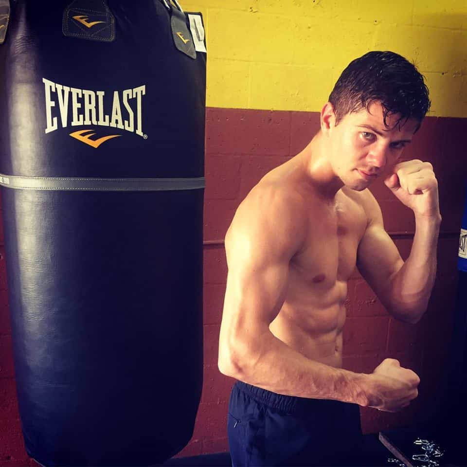 Luke Campbell Shirtless Promo image