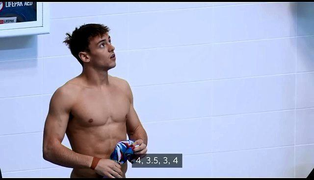 Tom Daley Diving For Gold Caps image