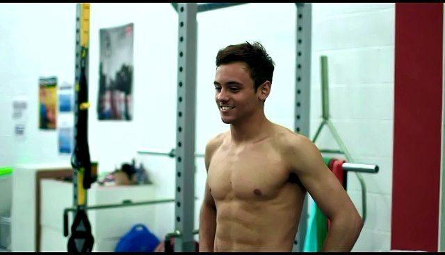 "Tom Daley ""Diving For Gold"" Caps"