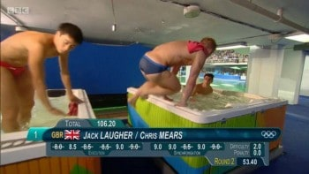 Jack Laugher & Chris Mears Win Gold In Rio